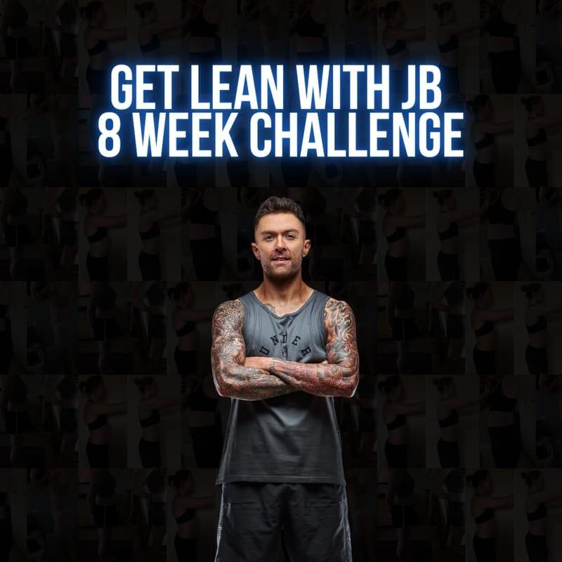 Get Lean with JB 8 Week Challenge