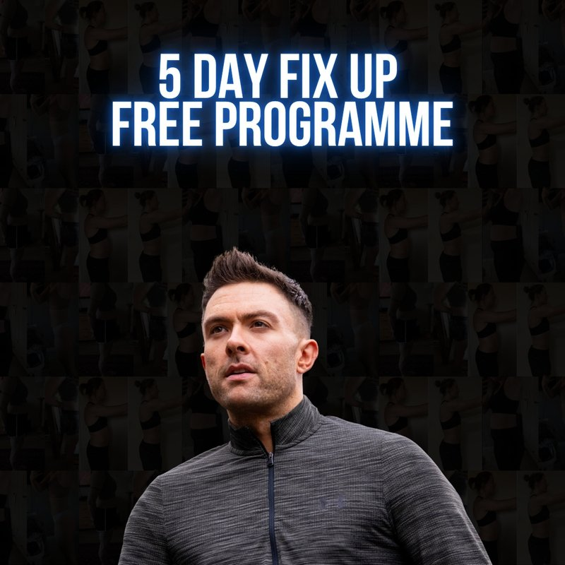 5 Day Fix Up - Free Weight Loss Programme