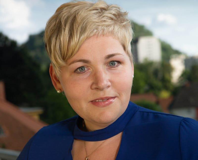 Silvia Hubmann, BA