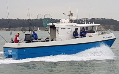 recreational charter boat trips results