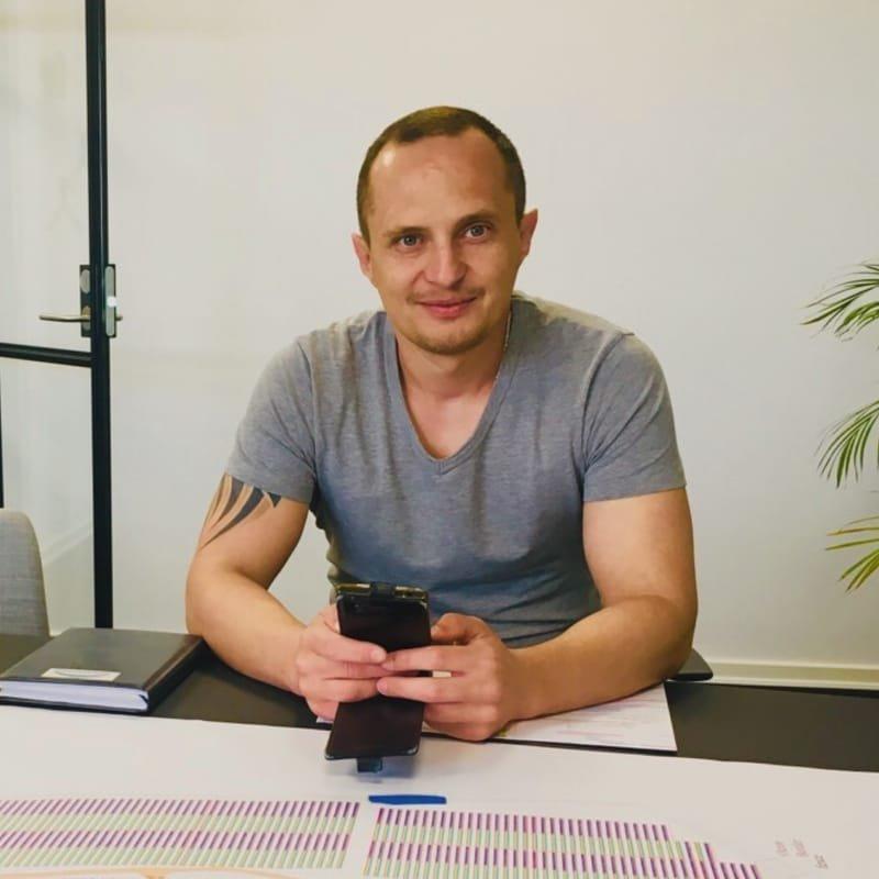 Ruslan Iaroshevskyi