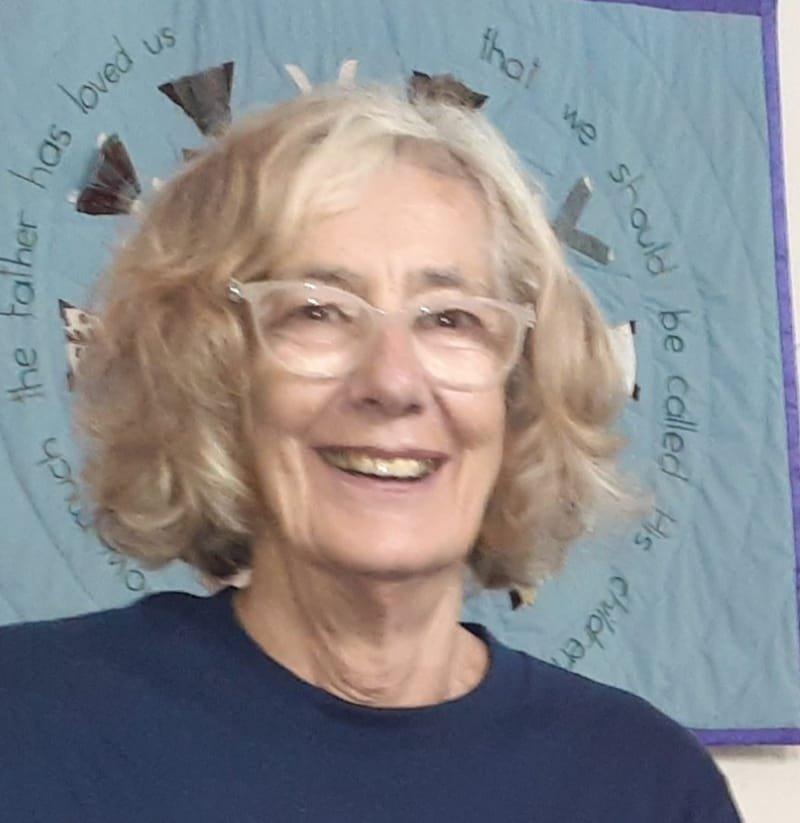 Rosemary Fotheringham