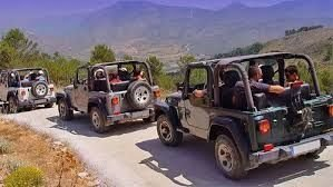 Jeep Safaris - Benidorm