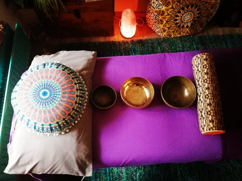 Reiki and Sound Therapy £35