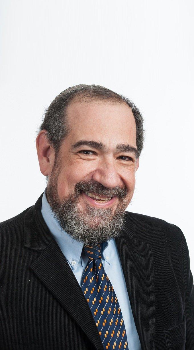 הרב פרופ' ג'פרי וולף