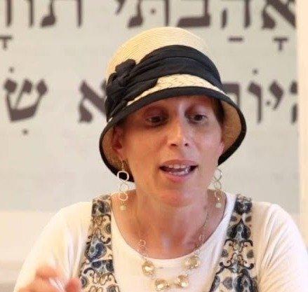 הרבנית שני טרגין