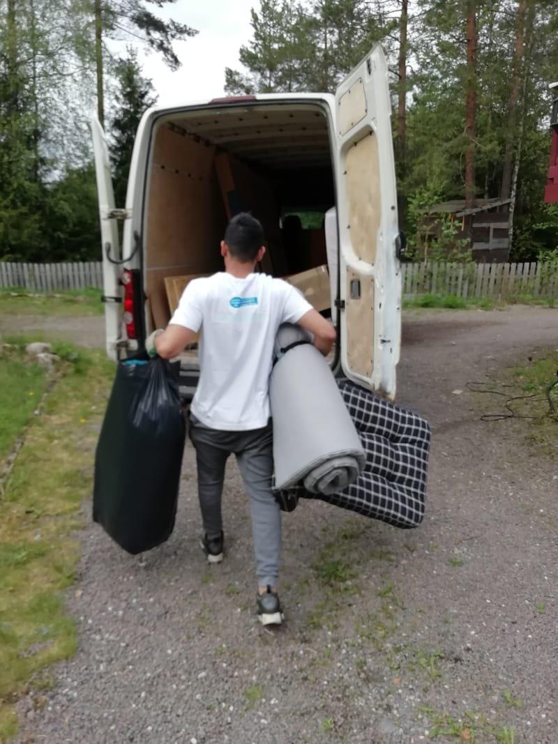 flyttebyrå flytte tjenester