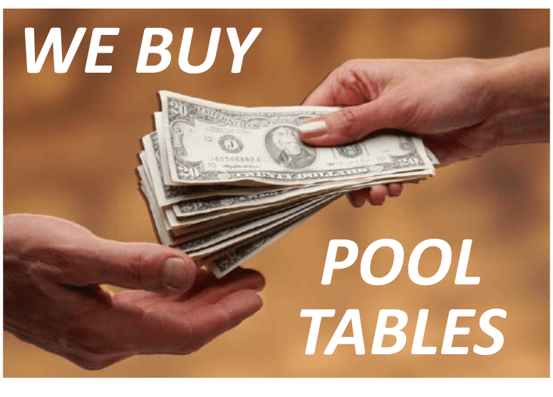Sell Your Pool Table