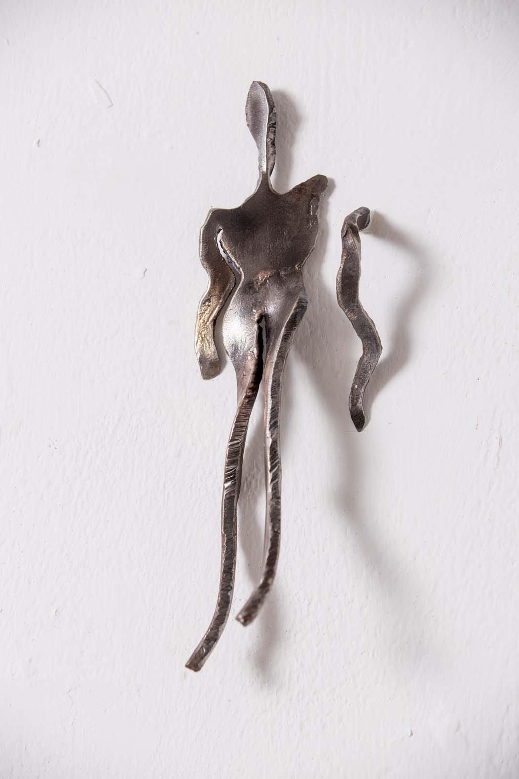 MASA [IV] | 2019 | Iron sculpture of the Israeli artist, sculptor Rami Ater