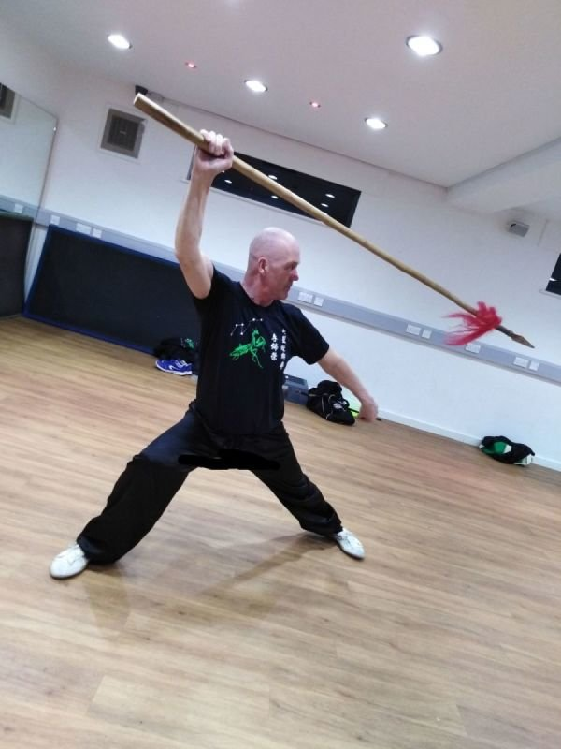 Seven Star Praying Mantis Kung Fu