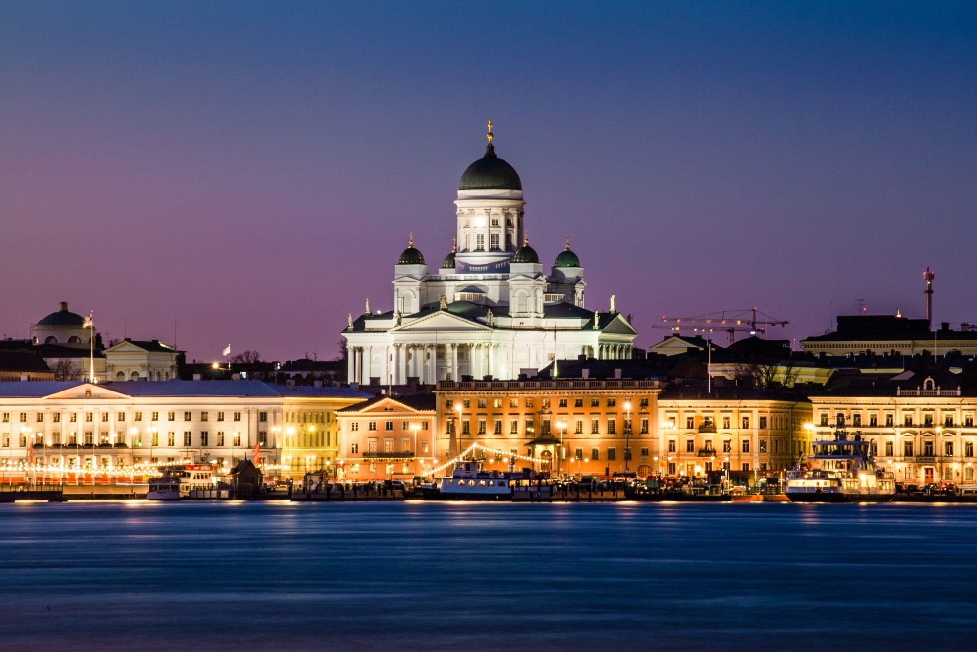 English-Speaking Taxi Price to Helsinki from St Peterburg