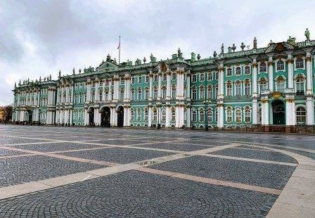 City Sightseeing Tour in St Petersburg