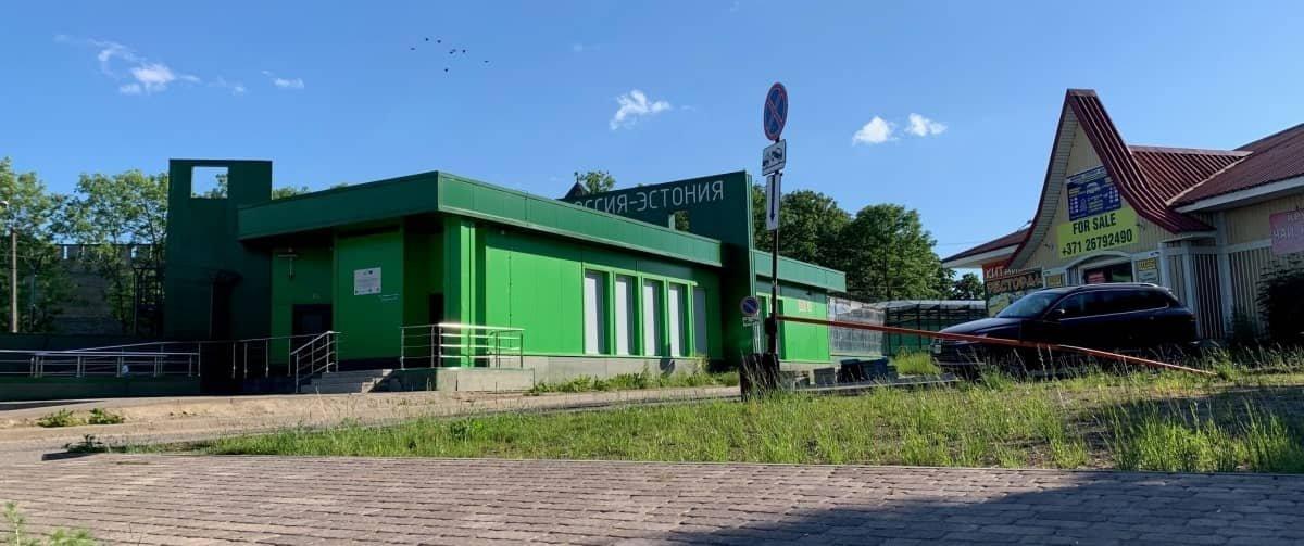Taxi to Ivangorod Border with Estonia