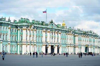 Visit Saint Petersburg