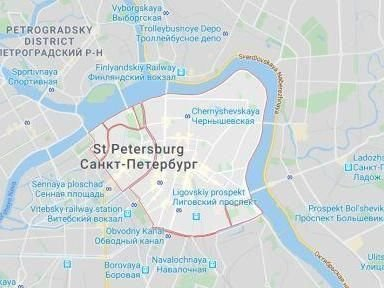 Taxi To Central District in Saint-Petersburg