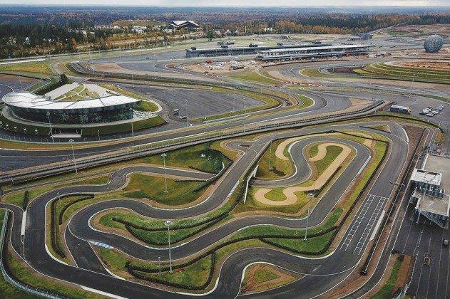 ST PETERSBURG TAXI TO IGORA DRIVE RACING