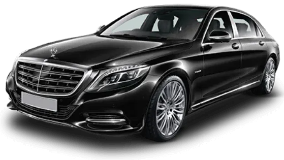 Airport Transfer in St. Petersburg with Mercedes Taxi