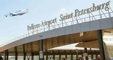 Saint Petersburg International Airport Pulkovo Transfers and Taxis