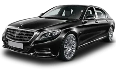 Airport transfer with executive class vehicle for 1-3 passengers