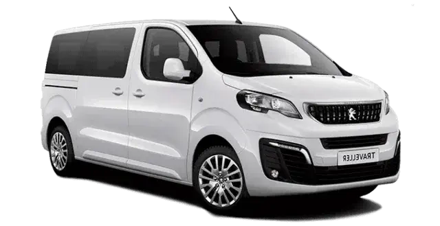 Airport Transfer in Moscow with Minivan class vehicle