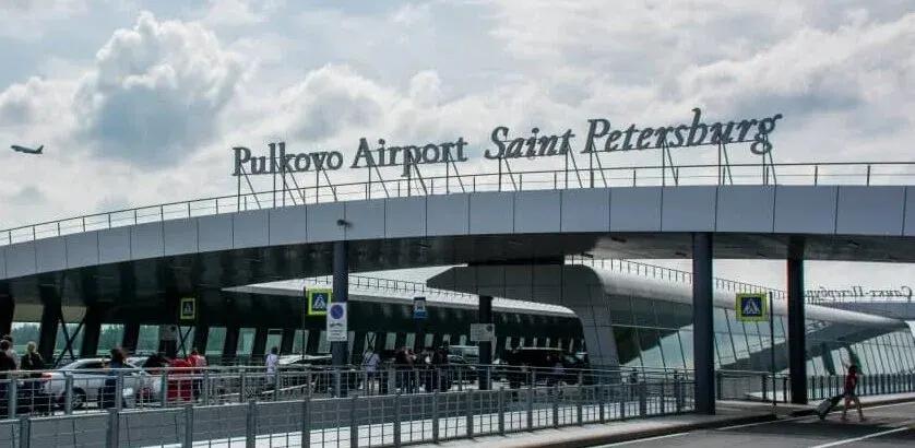 Airport Pulkovo Taxi in Saint Petersburg Russia