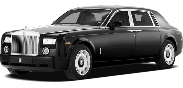 Airport Transfer in St. Petersburg with Rolls-Royce Phantom Taxi