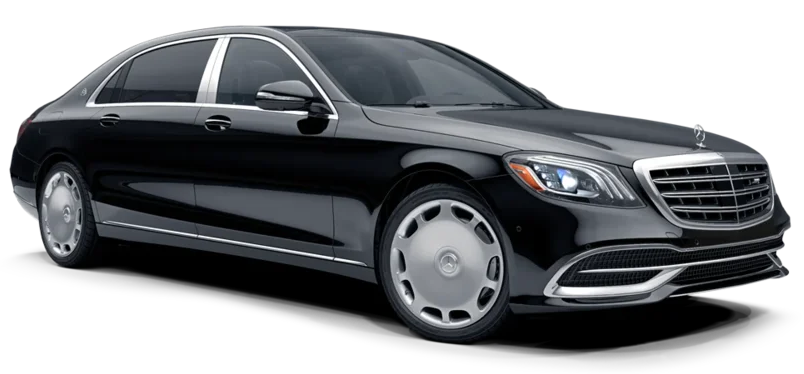 Mercedes Maybach Luxury Airport Transfer in St Petersburg