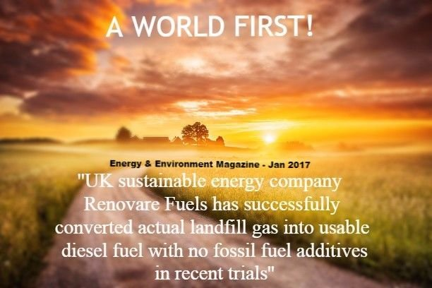 £25,000+ - CIRCULAR ENERGY FOR A CLEANER WORLD EIS QUALIFYING INVESTMENT- INVEST IN YOUR FUTURE