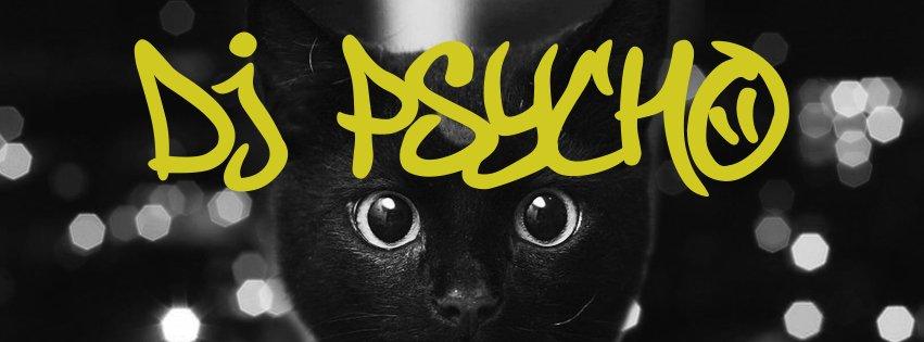 DJ Psycho Cover Logo