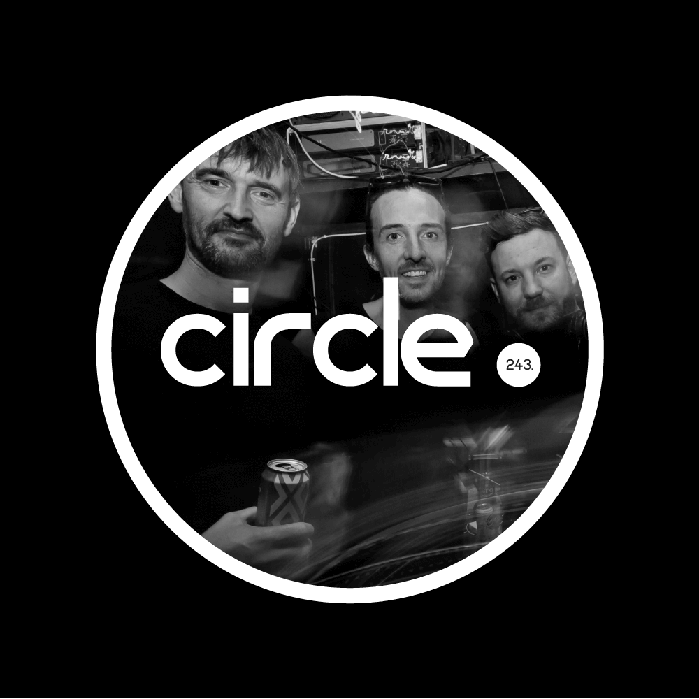 circle 243 guest mix logo
