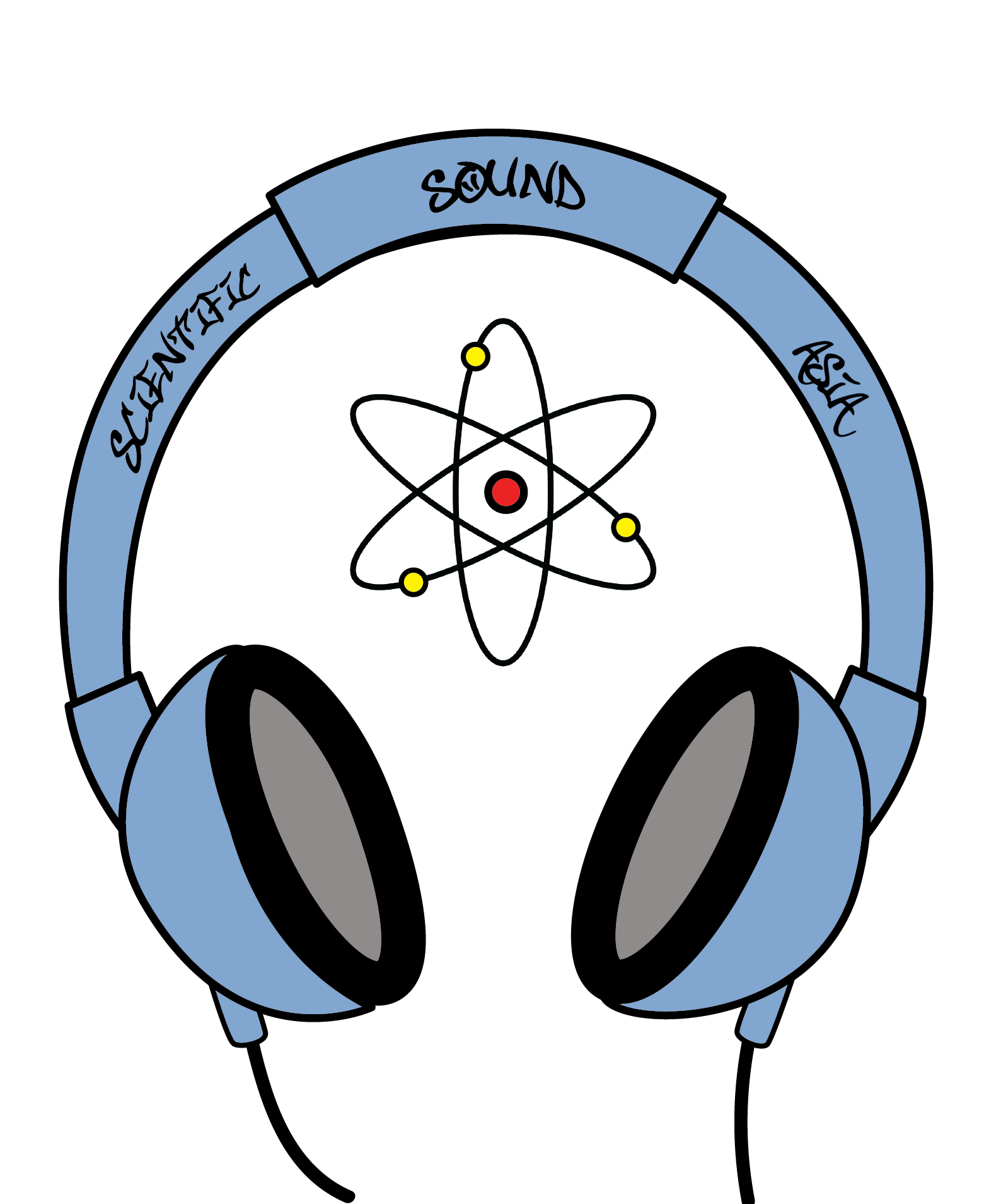Scientific Sound Asia DJ Agency Logo