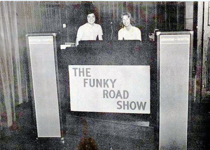 The Funky Road Show picture.