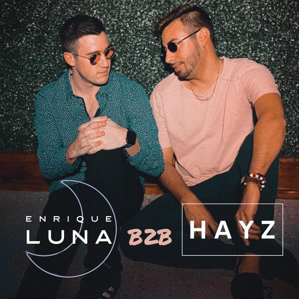 EnRique Luna and Hayz - Scientific Sound Asia