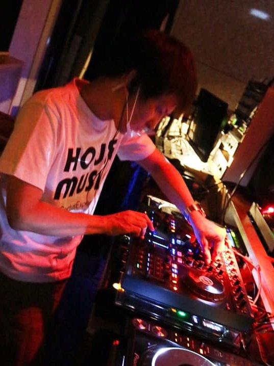 Takamasa Owaki on CDJs