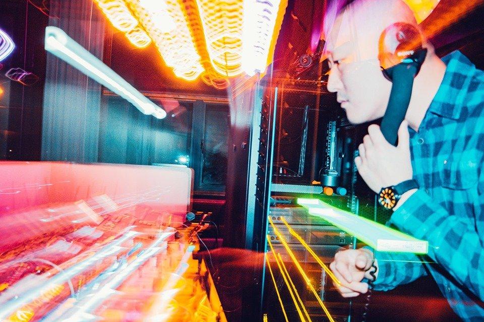 Guest DJ Murphy Kin