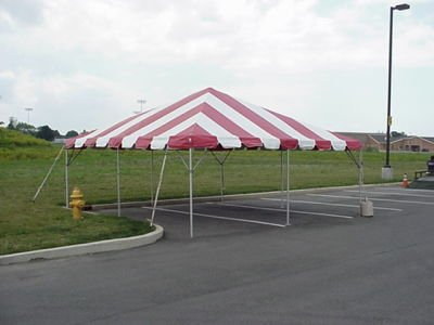 Why Frame Tents?