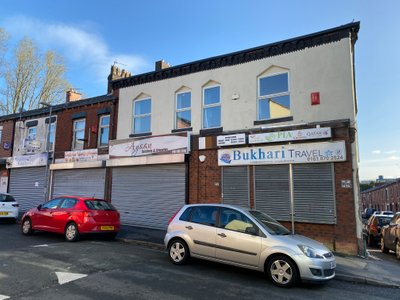 Mixed use hot food takeaway/shop granted on appeal in Oldham