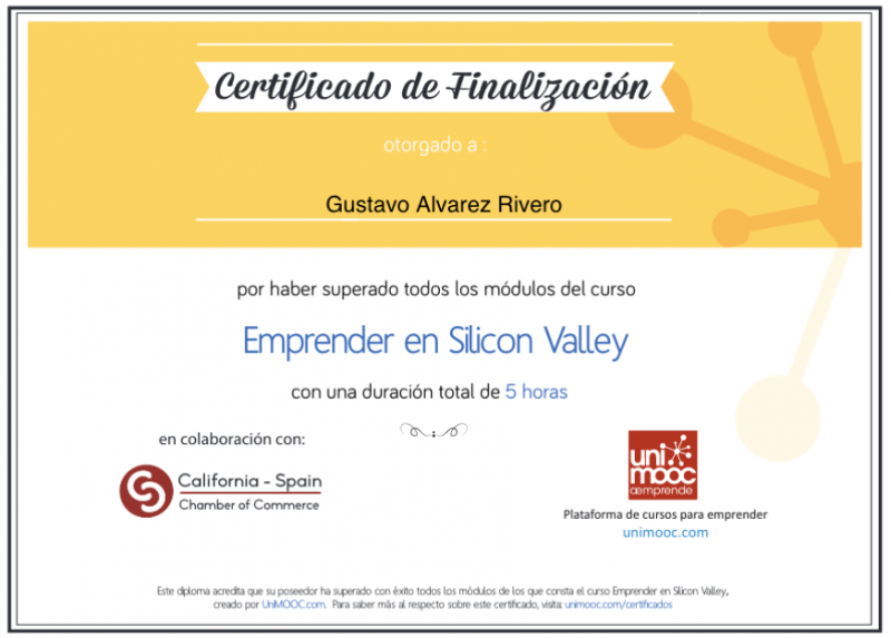 Emprender en Silicom Valley