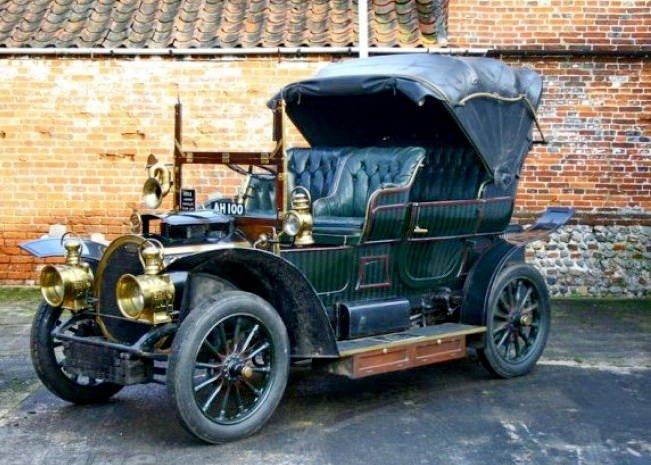 automobil Marta 1909-1912