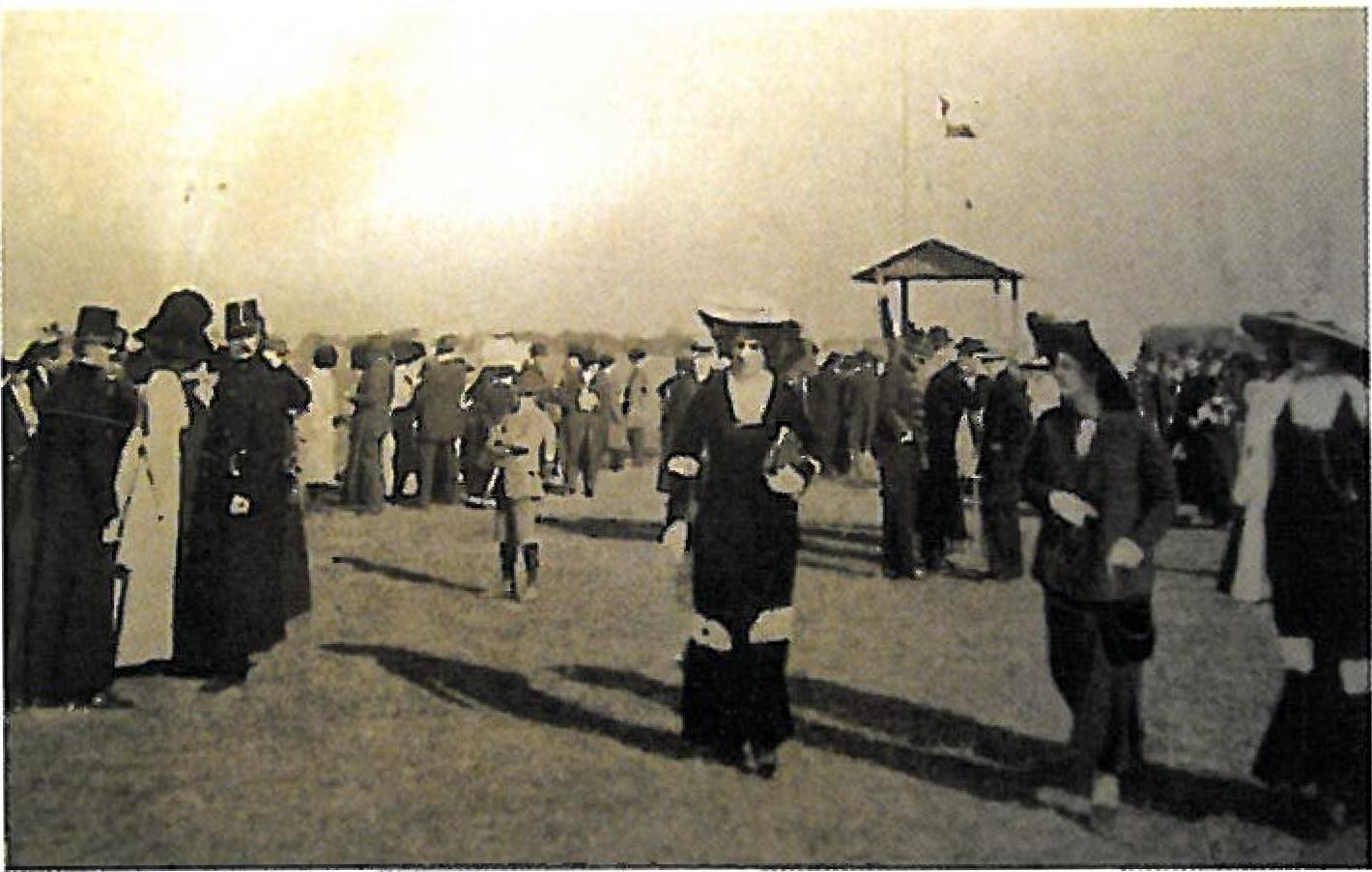 Aradi unnepseg 1900