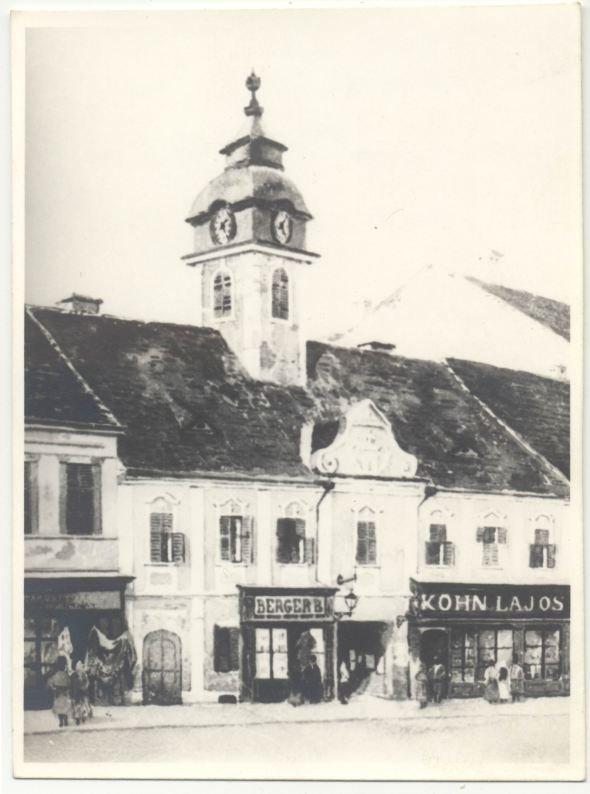 Aradi régi városháza