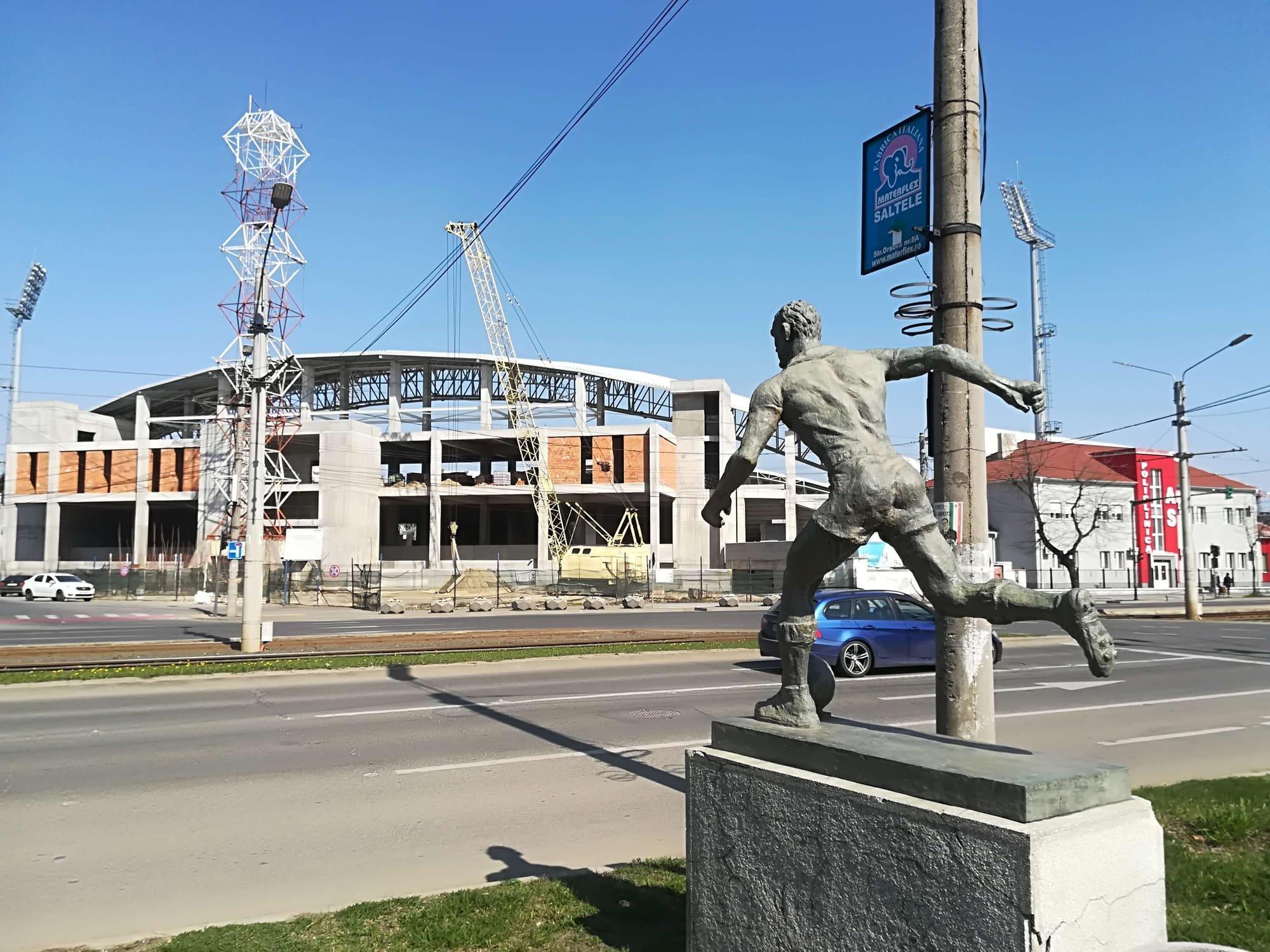 Stadionul Francisc Neuman Arad