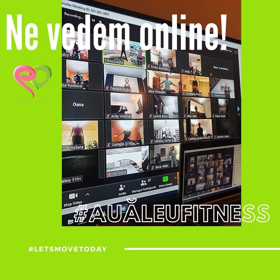 fitness online