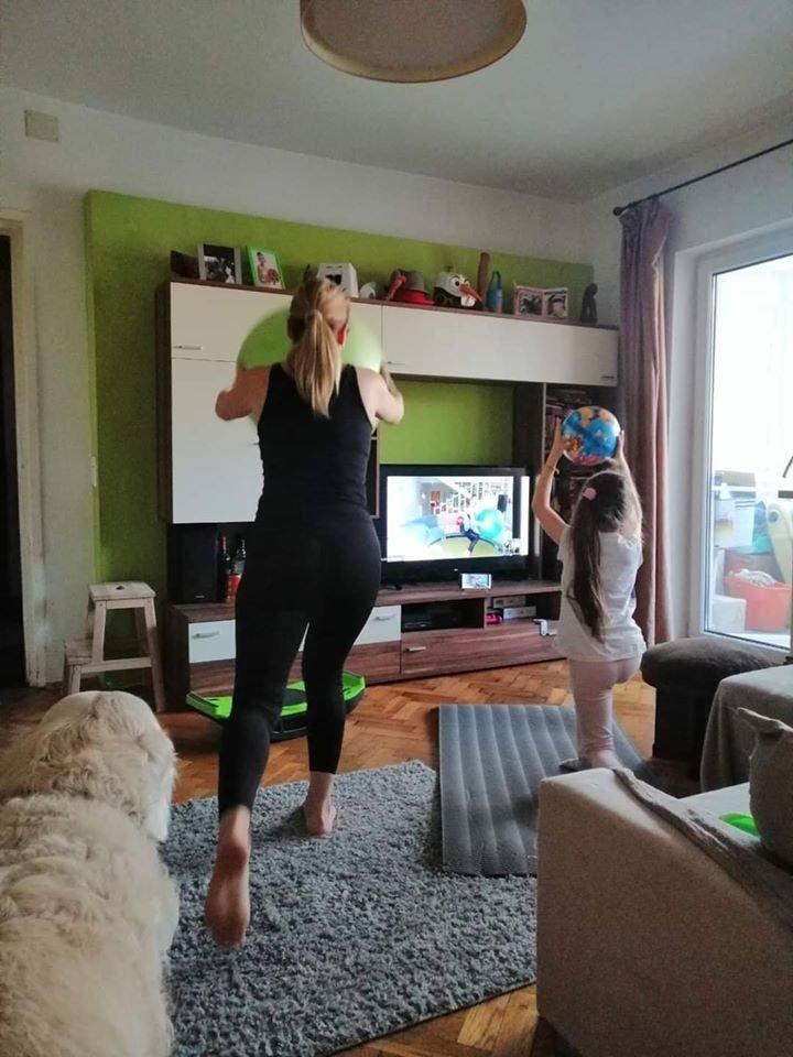 sport otthon