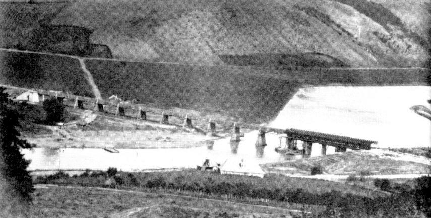 podul de la branisca