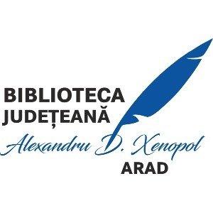 """Aradi """"Alexandru D.Xenopol"""" Megyei Könyvtár"""