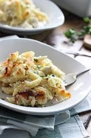 Baked Chicken penne pasta