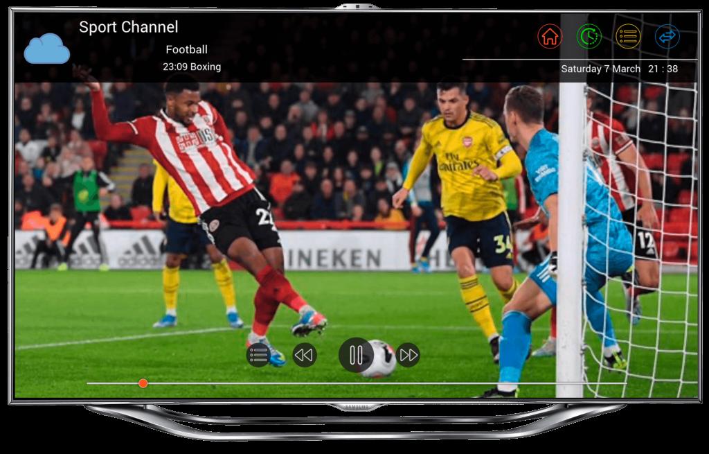 Smarttvclub - Télécharger l'application pour smarttv Samsung, LG - Télécharger les listes Smart TV