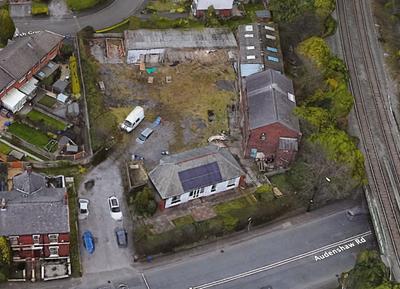 Residential redevelopment of former builder's yard