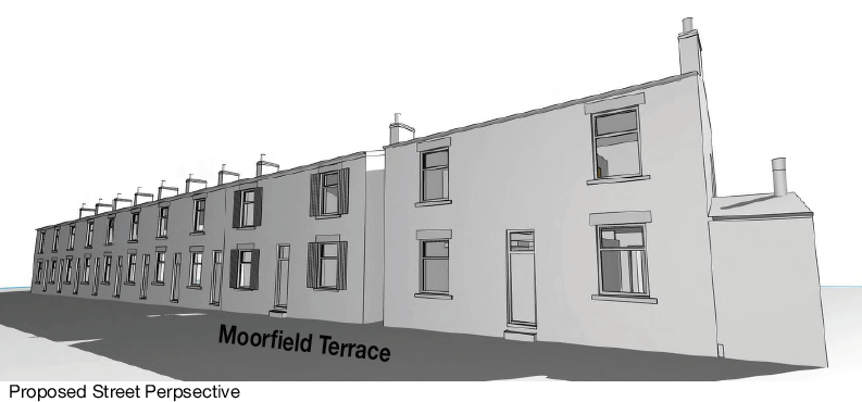 Permission granted for house in Green Belt